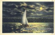 shi100178 - Sail Boat Postcard Post Card