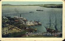 shi100195 - Quebec, Canada Sail Boat Postcard Post Card