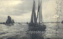 shi100214 - Sail Boat Postcard Post Card