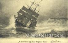 shi100264 - Sail Boat Postcard Post Card