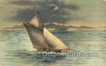 shi100266 - Sail Boat Postcard Post Card