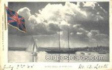 shi100351 - Digby, Nova Scotia Sail Boat Postcard Post Card