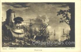 shi100363 - Marina De Chile, Corbeta, Baquedano Sail Boat Postcard Post Card