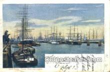 shi100373 - Larger Continental Size Sail Boat Postcard Post Card