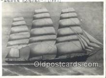 shi100376 - Photo non postcard Sail Boat Photograph