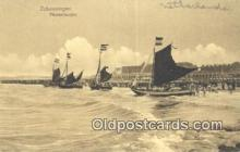 shi100382 - Scheveningen Pleizierbooties Sail Boat Postcard Post Card