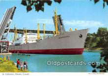 shi200010 - Ship Postcard Post Card