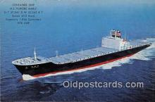 shi200036 - Ship Postcard Post Card