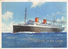 shi200053 - Ship Postcard Post Card