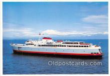 shi200125 - Ship Postcard Post Card