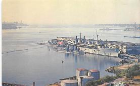 shi400017 - Submarines Post Card Old Vintage Antique Postcard