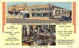 shp001003 - Nelson's Trading Post at Trinidad, Colorado, USA