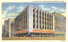 shp001018 - Woolworth Company Store, Minneapolis, MN, USA Store Fronts and Store Interiors, Postcard Postcards