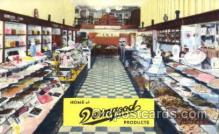shp001026 - Derngood Products, Colorado Springs, CO, USA Store Fronts and Store Interiors, Postcard Postcards