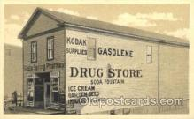 shp001029 - Drug Store, Glade Spring Pharmacy, Glade Springs, VA, USA Store Fronts and Store Interiors, Postcard Postcards