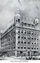 First Woolworth Building