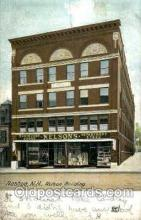 shp001039 - Newlson Building Nashua, NH, USA Postcard Post Cards Old Vintage Antique