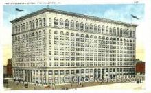 shp001046 - Wanamaker Store Philadelphia, PA, USA Postcard Post Cards Old Vintage Antique