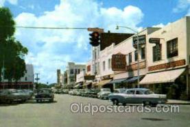 shp001055 - Ocala, FL, USA Postcard Post Cards Old Vintage Antique