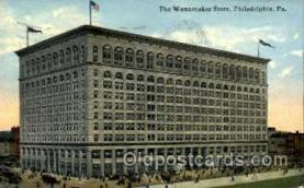Wanamaker Store