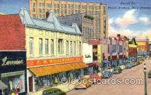 shp001089 - Smith St, Woolworth Perth Amboy, NJ, USA Postcard Post Cards Old Vintage Antique