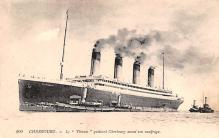 shp002019 - White Star Line Ship Postcard Old Vintage Steamer Antique Post Card