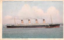 shp003043 - White Star Line Ship Postcard Old Vintage Steamer Antique Post Card