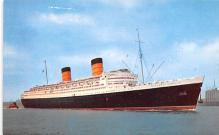 shp010663 - White Star Line Cunard Ship Post Card, Old Vintage Antique Postcard