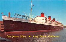 shp011339 - White Star Line Cunard Ship Post Card, Old Vintage Antique Postcard
