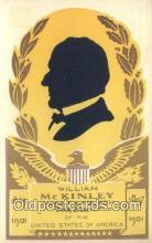 sit001158 - William Mc Kinney President of United States Postcard Post Card, Carte Postale, Cartolina Postale, Tarjets Postal,  Old Vintage Antique