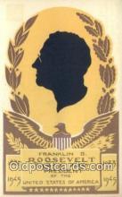 Franklyn D. Roosevelt