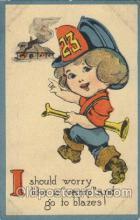 skd001006 - Twenty Three 23 Skidoo, Postcard Postcards