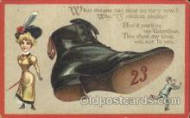 skd001008 - Love Tribunes No. 5 Twenty Three 23 Skidoo, Postcard Postcards