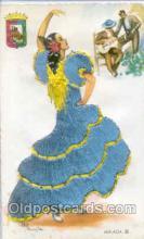slk200010 - silk postcard postcards