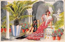 slk200031 - Silk Postcard