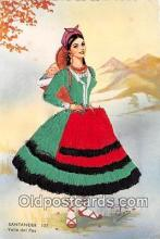 slk200046 - Silk Postcard