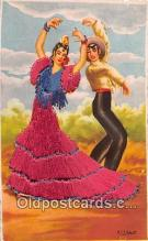 slk200047 - Silk Postcard