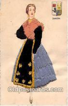 slk200055 - Silk Postcard