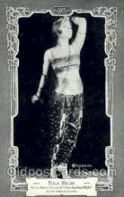 slm001005 - Pola Negri, Silent Movie Star Postcard Postcards