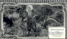 slm001039 - Thomas Jefferson, Silent Movie Star Postcard Postcards