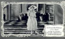 slm001049 - Katherine MacDonald, Silent Movie Star Postcard Postcards