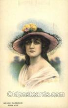 slm100026 - Grace Darmond Silent Movie Film Actress, Actor Postcard Postcards