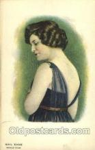 slm100032 - Gail Kane Silent Movie Film Actress, Actor Postcard Postcards