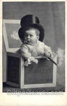 smo001072 - Children Smoking Postcard Postcards