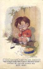 smo001081 - Children Smoking Postcard Postcards
