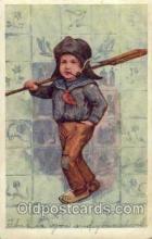 smo001119 - Children Smoking Postcard Postcards