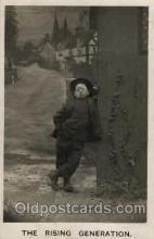 smo001122 - Children Smoking Postcard Postcards
