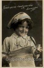 smo001139 - Children Smoking Postcard Postcards