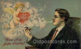 smo001147 - Smoking Postcard Postcards