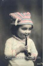 smo001167 - Children Smoking Postcard Postcards